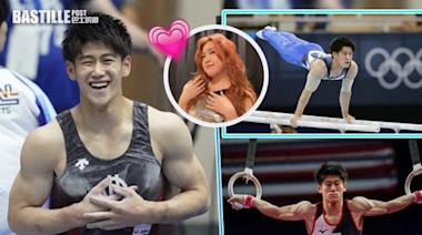 連Serrini都有Follow 日本體操選手橋本大輝憑Cute樣爆紅 | 娛圈事