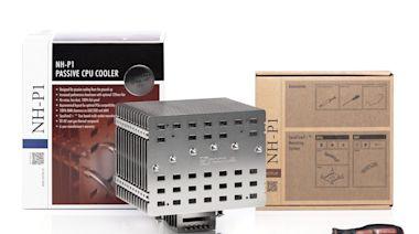 Noctua 推出被動式 CPU 散熱器 NU-P1 ,高 15.8 公分、特定條件可搭配 i9-11900K 使用 - Cool3c