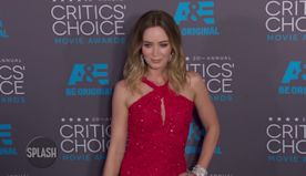 Emily Blunt's dancing problems on Mary Poppins