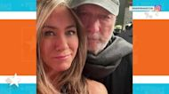 Jennifer Aniston shares photos from 'Friends' reunion on Instagram