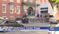 Baltimore Prepares For President Joe Biden's Visit