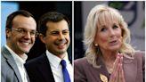 Chasten Buttigieg says he's 'a little intimidated' by first lady Jill Biden