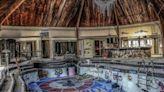 This strange abandoned mansion hides a very dark secret