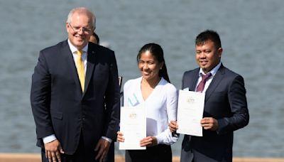 澳洲發放逾7萬配偶簽證 創25年新高