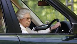 14 Times Queen Elizabeth Got Behind the Wheel