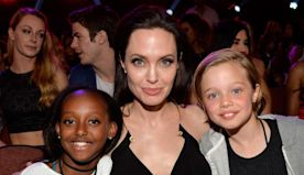 Cutest family moments from Kids' Choice Awards past