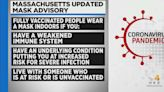 Massachusetts Updates Face Mask Advisory; Some Fully Vaccinated People Should Wear Masks