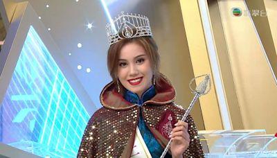 《2021香港小姐競選決賽》8號宋宛穎奪冠軍 張學友壓軸演出搶風頭 網民:港姐變晒做路人