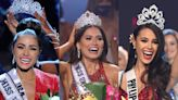 These 7 countries have produced the most Miss Universe winners