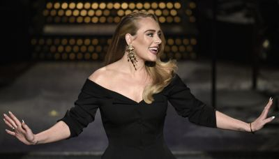 Adele Announces First Concerts in Five Years for Summer 2022 in London