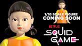 《魷魚遊戲》「殺人機器娃娃」Netflix官方授權公仔要來了!縮小版36公分+限量456隻,網喊「下一步是主題遊樂園?」