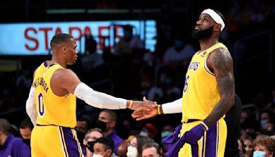 Westbrook、James合作 湖人教頭:都願意互相配合