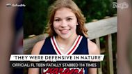 13-Year-Old Cheerleader Tristyn Bailey Was Allegedly Stabbed 114 Times While Fighting Off Killer: Authorities