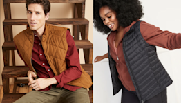 14 puffer vests worth adding to your closet this fall