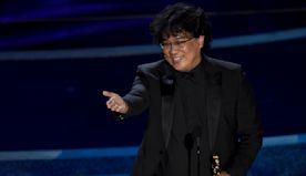'Parasite' director Bong Joon Ho wins best director Oscar