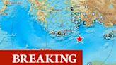 Greece earthquake: Tourist hotspot rocked by monster 6.4 tremor -shockwaves felt for miles