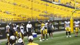 From the Notepad: Steelers Put Pads On and Things Get Chippy