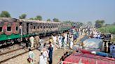 【疑因煮早餐引發】巴基斯坦火車遭大火吞噬 造成至少73人死亡