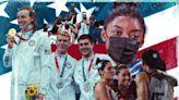 Katie Ledecky makes history on Day 5 of Tokyo Olympics
