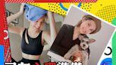 楊丞琳16歲愛犬失智:害怕牠愈來愈老!