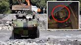 雲豹甲車底盤問題多 漏油、轉不了彎戰力差 | 蘋果新聞網 | 蘋果日報