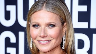 Gwyneth Paltrow said she's proof that it's possible to meet your 'dream man' in middle age