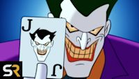 Batman The Animated Series Had The Best Joker