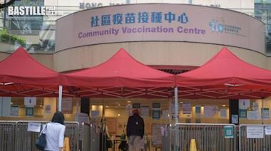 33萬人打完2劑疫苗 多7人不適1人失去知覺   社會事