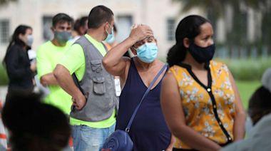 The East Coast heat wave isn't helping COVID-19 efforts