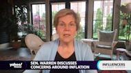 Elizabeth Warren rejects runaway inflation fears: 'It just hasn't happened'