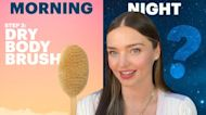 Miranda Kerr's Routine: The First 5 & Last 5 Things I Do Every Day   Allure