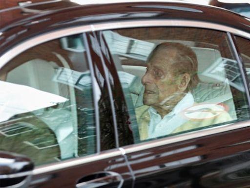 皇夫逝世|英媒:菲臘親王死亡證明書 死因註明「壽終正寢」 | 蘋果日報