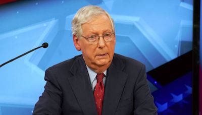 McConnell wants to end dispute with Trump after he calls him 'dumb son of a b****