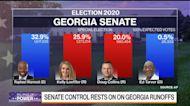 Republicans Have Advantage in George Senate Runoff: Luntz