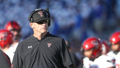 Texas Tech fires head coach Matt Wells