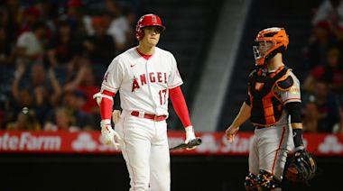 MLB/大谷翔平吞3K 厄普頓傷勢成他24日是否雙刀變因