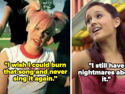 27 Hit Songs That Their Singers Regret, Hate, Or Literally Refuse To Perform