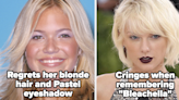 """18 Celebs Who Have Looked Back At Their Iconic Past Looks And Gone, """"Never Again"""""""