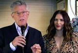 Katharine McPhee Shows Off Baby Bump During Performance With Husband David Foster