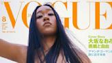 Naomi Osaka returns to social media to share Vogue Japan cover