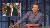 Seth Meyers Embarrasses Trump for Boring His Own Rally Crowd
