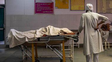 印度婦女染疫送院竟慘遭男護性侵 急救仍不治