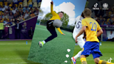 How TikTok became a 'credible voice' in football during Euro 2020