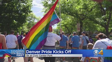 5k, Food & Music Kick Off Denver Pride Weekend