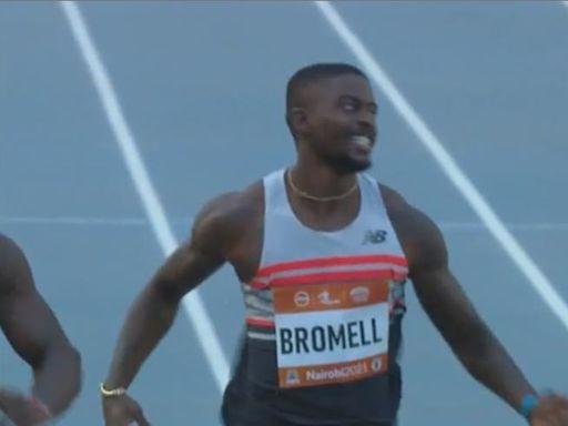 布魯梅爾甩開東奧失常 跑9秒76今年最快成績奪冠
