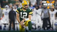 Colin Cowherd: Aaron Rodgers loves playing the victim I THE HERD