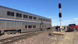 Amtrak train derails in Montana, killing three and injuring dozens