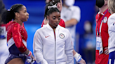 Simone Biles says mental health concerns 'deeper-rooted' than stress of Tokyo Olympics