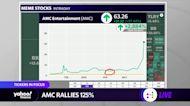 AMC rallies, Zoom pops, Nvidia hits a record, Tesla drops