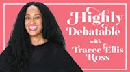 """""""The High Note"""" Star Tracee Ellis Ross Answers Impossible Questions 